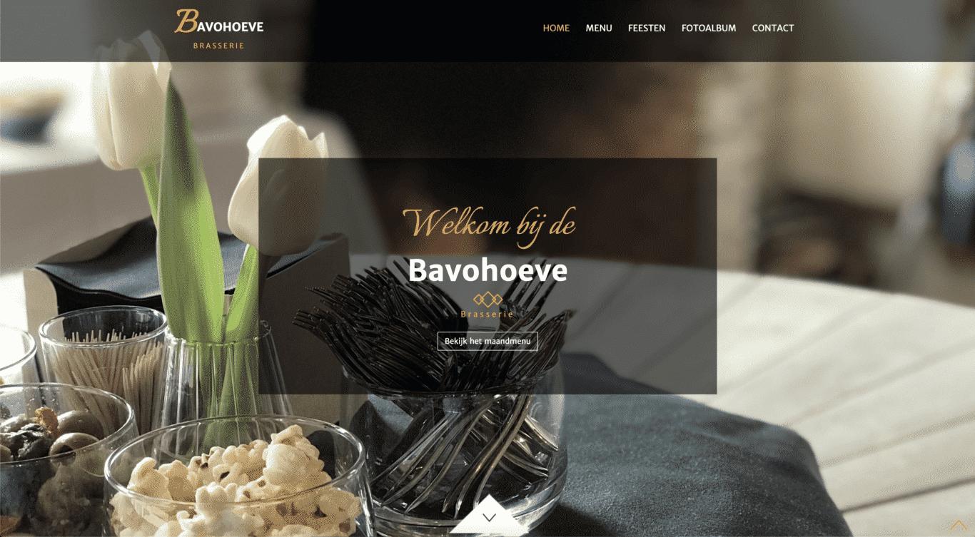 Website Bavohoeve